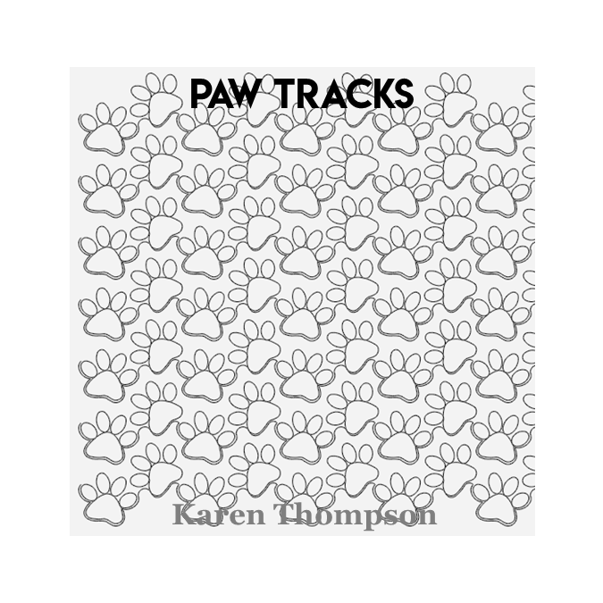 Paw Tracks - Karen Thompson