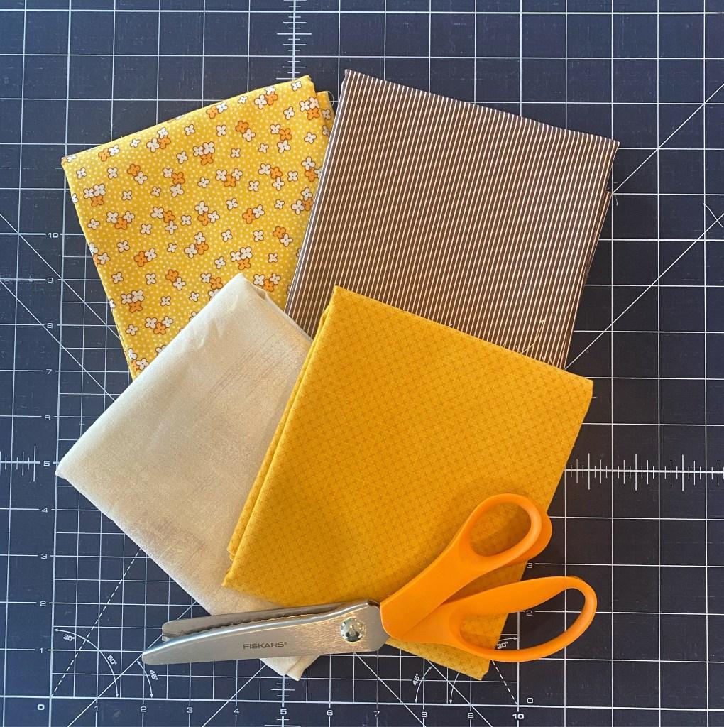 Sunshine - Custom Fabric Bundle