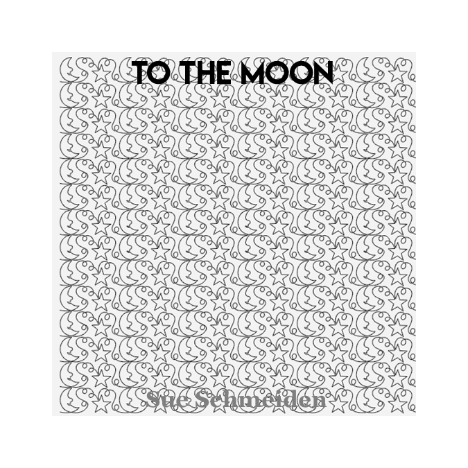 To The Moon - Sue Schmeiden