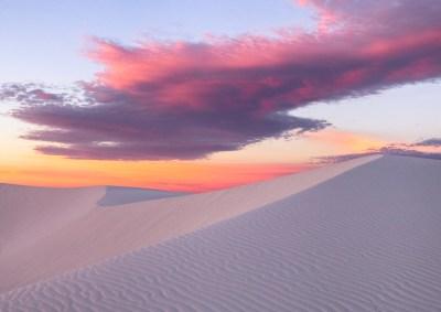 White Sands Dawn