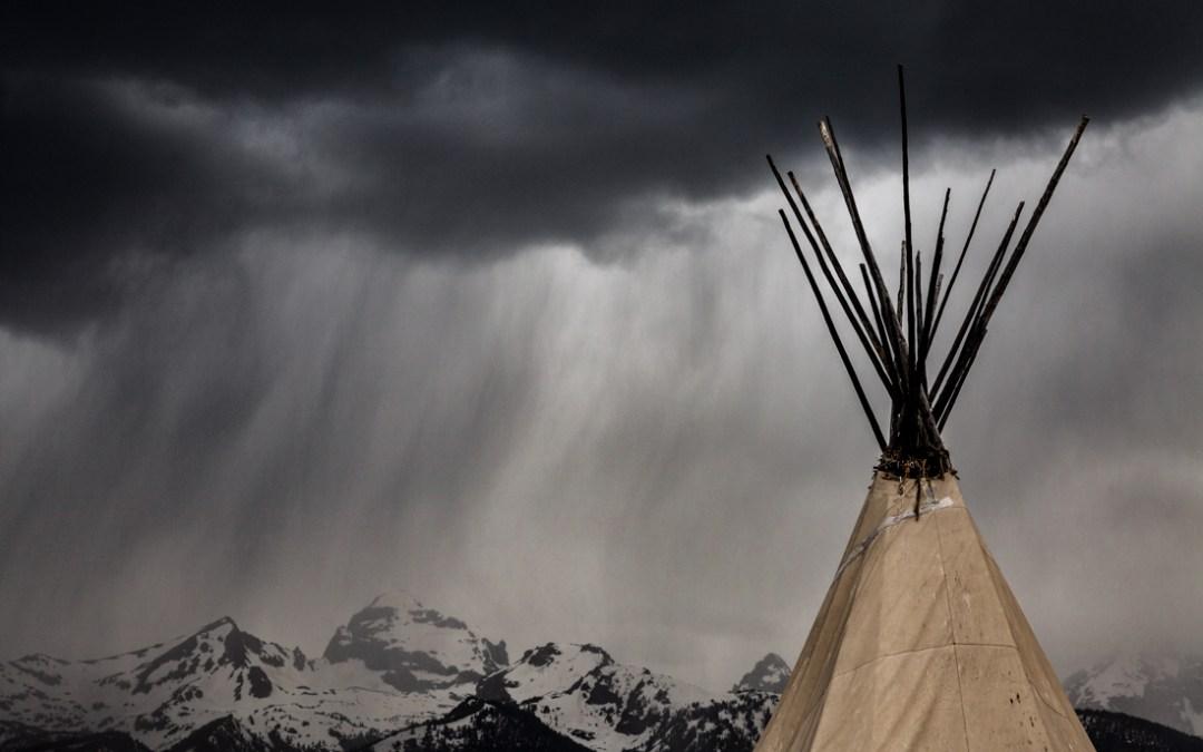 Shoshone Tipi