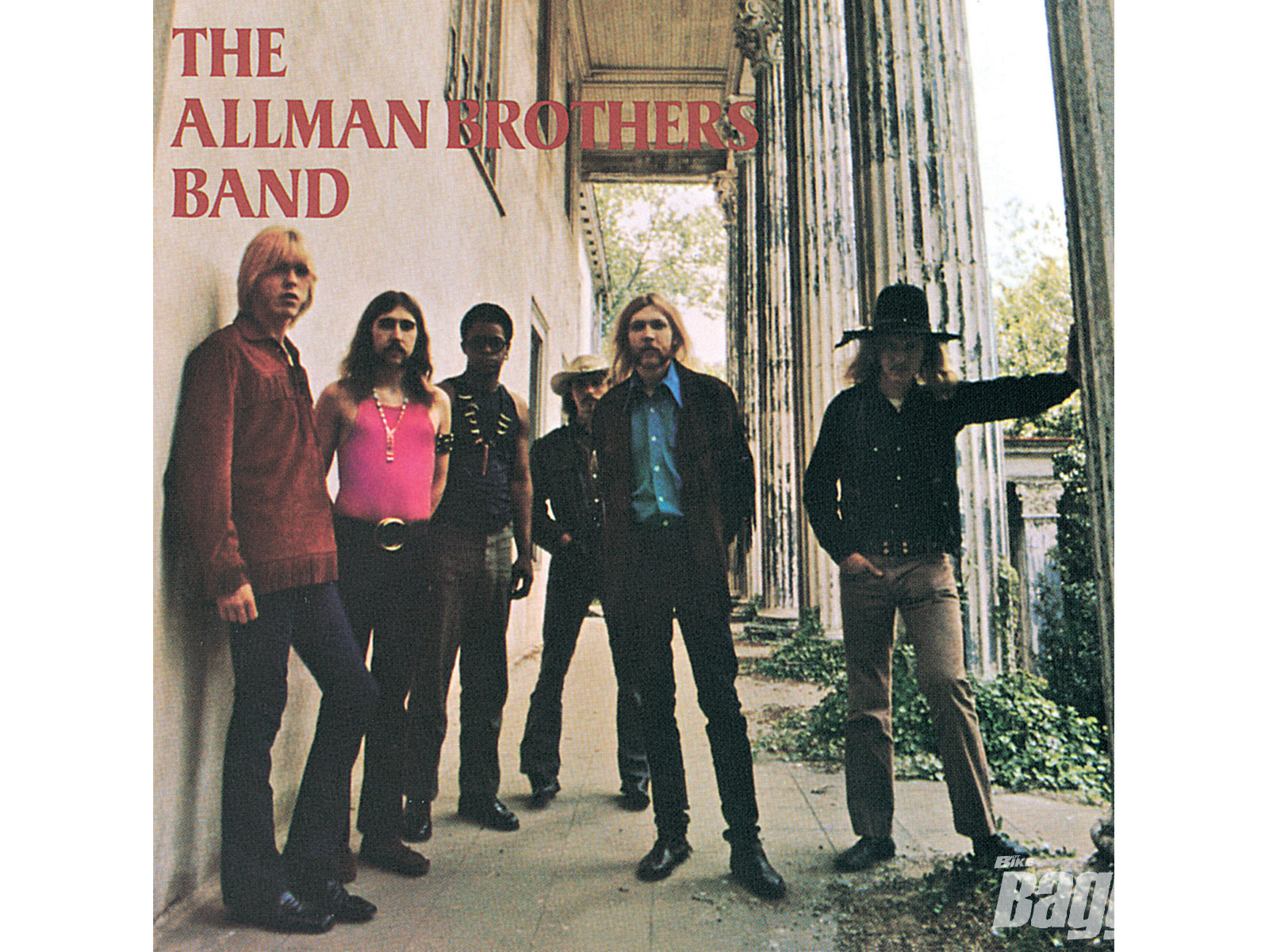 So Why Did The Allman Brothers Pose Nude On Their Lp -2241