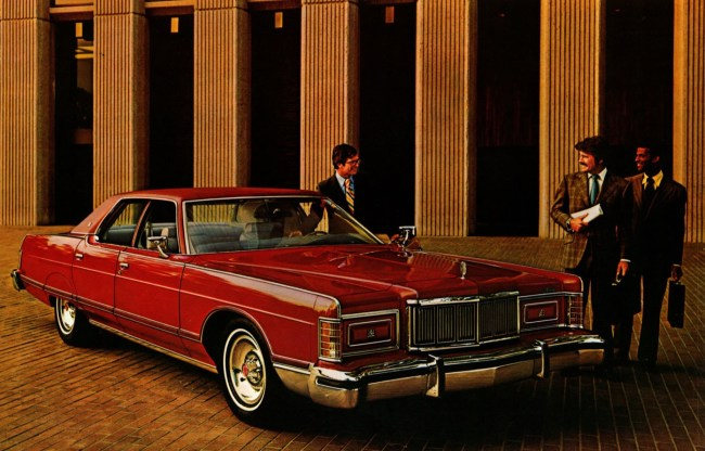 1977 mercury marquis and marquis brougham ride engineered by they were distinctive and especially sharp in the higher marquis brougham and grand marquis trim levels publicscrutiny