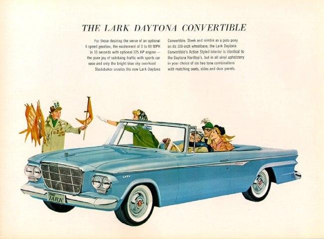 1962 Lark Daytona convertible