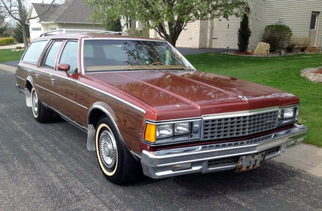 1978 Chevrolet Caprice Classic - This B Was The Best