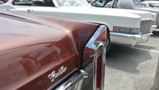 1966 and 1970 Cadillacs