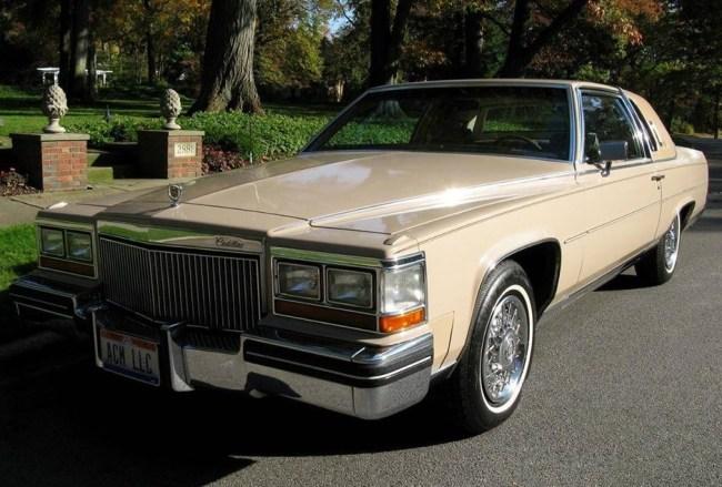 80 Fleetwood coupe