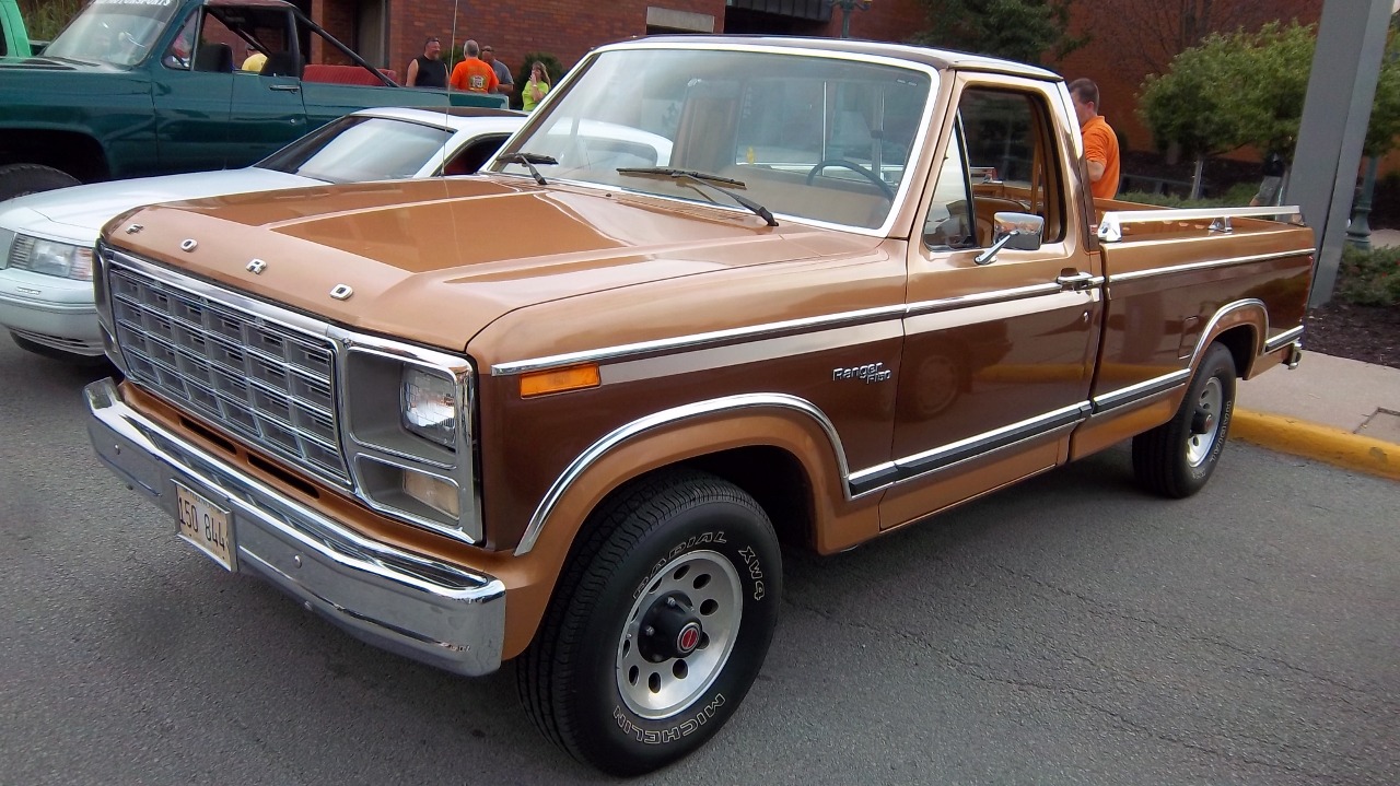 Ford F150 Supercab >> 1980 Ford F150 Ranger Lariat & 1982 F150: Brougham Or No ...