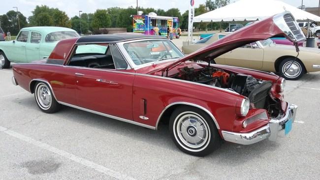 1964 GT Hawk