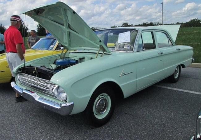 1961 Falcon
