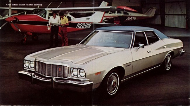 1978 ford gran torino