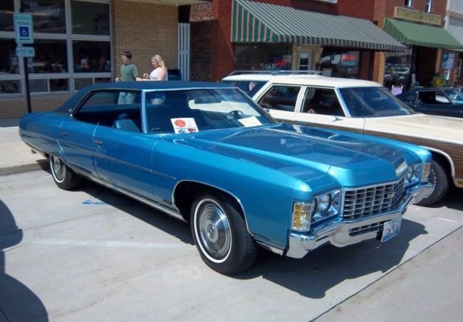 1971 Caprice