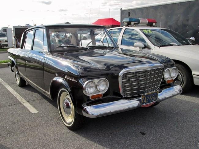 1963 Studebaker