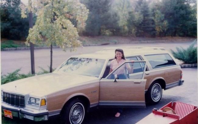 1986 Estate Wagon