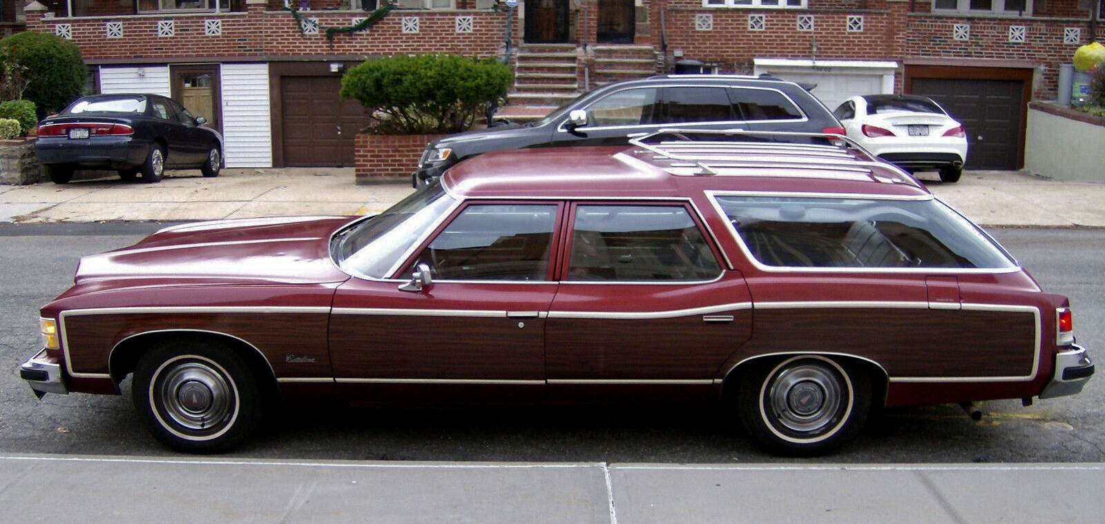 1974 Pontiac Catalina 455 Station Wagon Estate Break 80k ... |1975 Catalina Station Wagon Buick