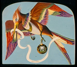 Animal Messenger Bird (1999)