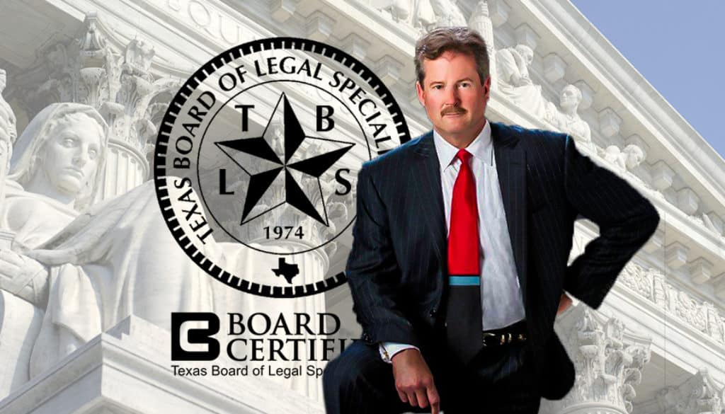 Board Certified Legal Representation An Imperative