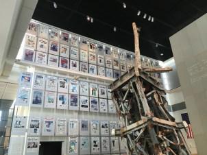 9/11 Exhibit - Newseum