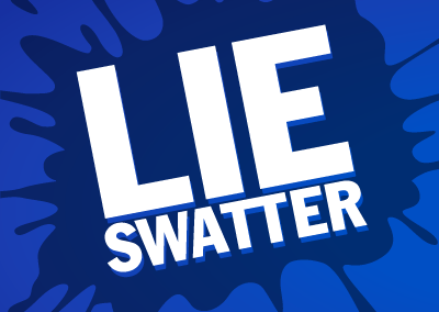 Lie Swatter for Alexa