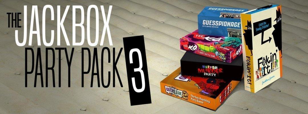 The Jackbox Party Pack 3   Jackbox Games