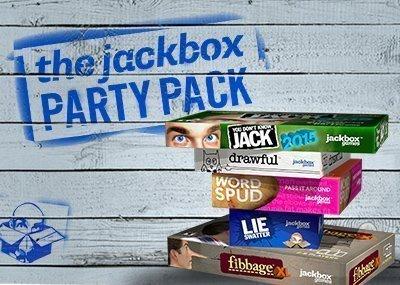 The Jackbox Party Pack | Jackbox Games