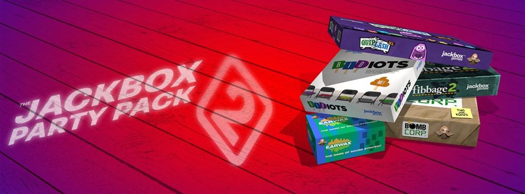The Jackbox Party Pack 2 | Jackbox Games
