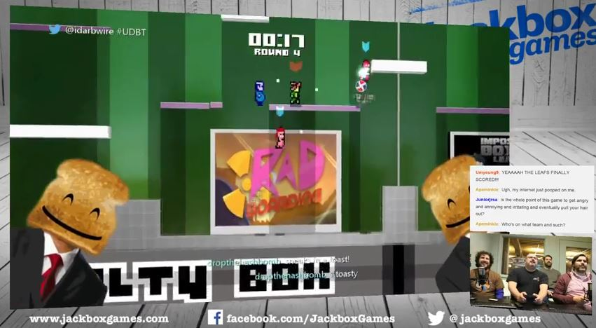 Friday Twitch: Phil Ridarelli and #IDARB