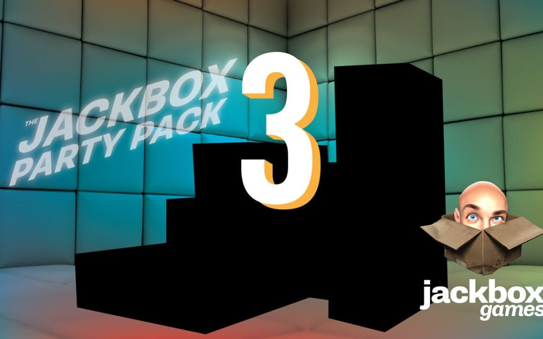 To No One's Surprise, The Jackbox Party Pack 3 Coming in Autumn 2016