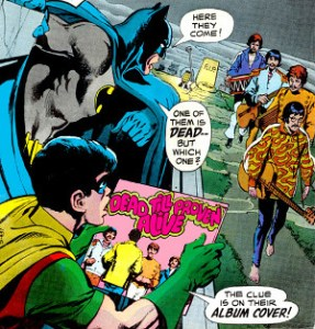 Batman Beatals