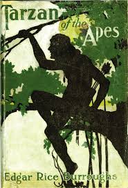 Tarzan book cover