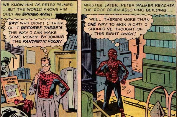 Peter Palmer mistake