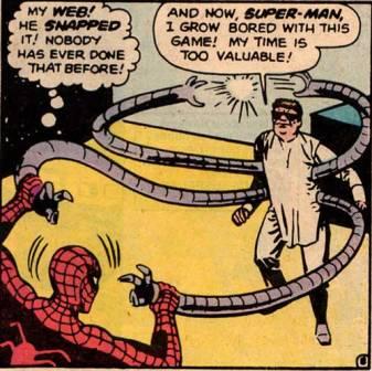 Spider-man - superman
