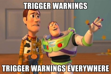 Trigger-warnings
