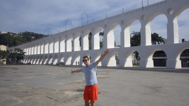 The Carioca Aqueduct aka Lapa Arches