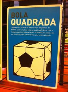 Cube ball? Interesting theory...