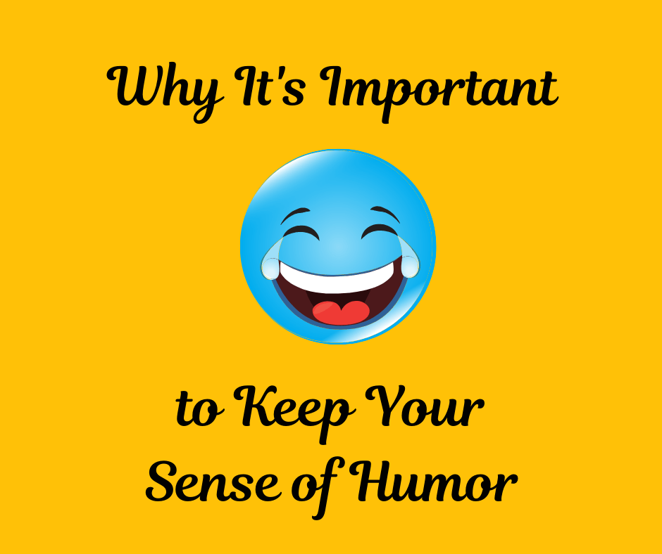 laughing emoji: why it's important to keep a sense of humor