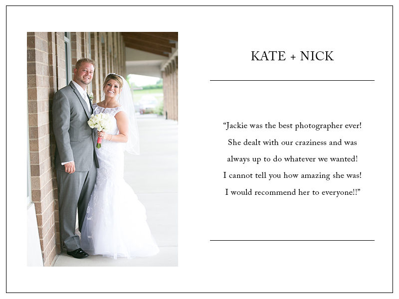 Review by Kate & Nick - 5 Stars!