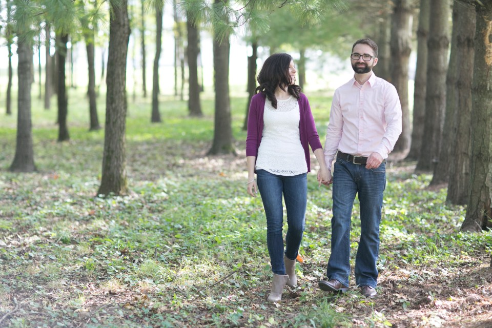 Ashley and Wilson's Silver Lake in Highland, Illinois by Jackelynn Noel Photography
