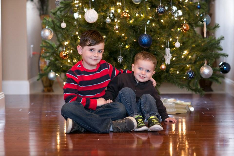 Powers Family Christmas, Jackelynn Noel Photography