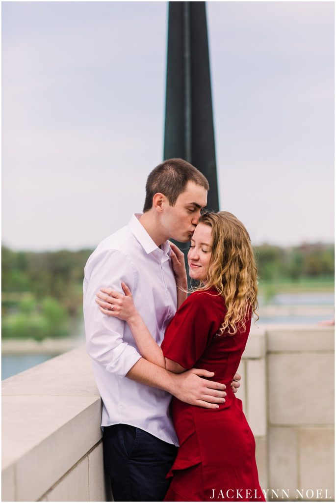 Kristen & Kamal - St. Louis Engagement Photography - Jackelynn Noel Photography
