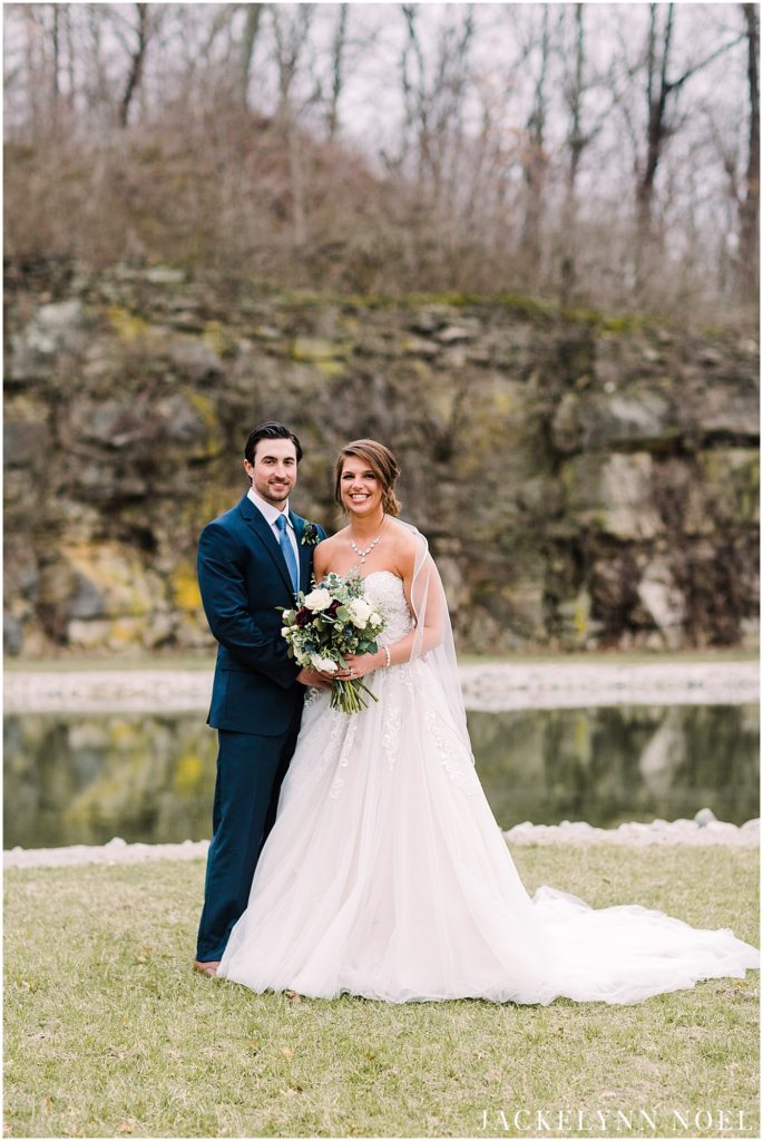 Maggie & Sheldon's Wedding at Main Street Abbey by Jackelynn Noel Photography