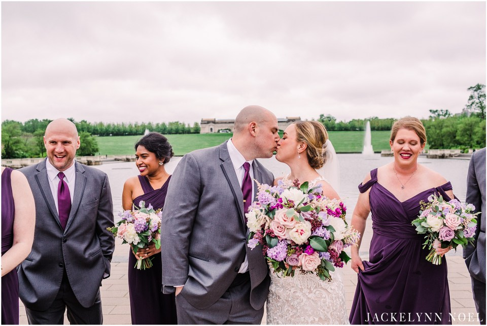 Danielle & Ian Married at the Piper Palm House with Reception at The McPherson by Jackelynn Noel Photography