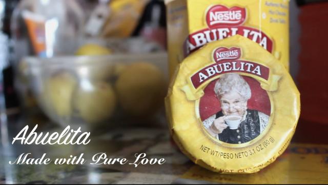 Nestle's Abuelita Hot Chocolate Promo