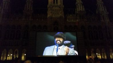 Gregory Porter in seinem Element