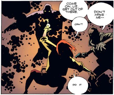 © by Dark Horse Comics