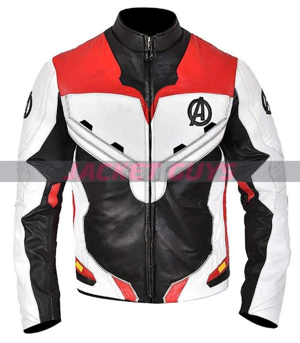 on sale avengers endgame leather jacket