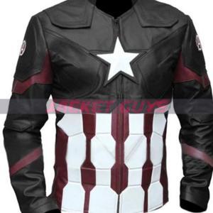 buy now avengers leather jacket