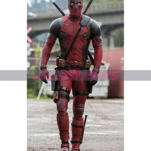 dead pool leather jacket buy now