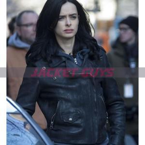 buy now jessica jones leather jacket