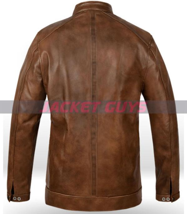 for sale scott eastwood leather jacket from overdrive